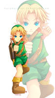 -- Zelda : Child Link --