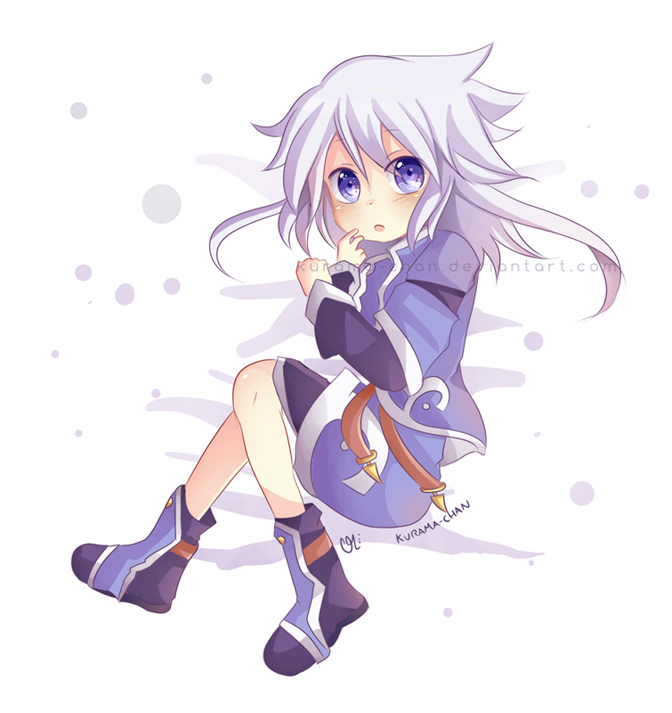 -- Commission for whatssanity : Genis Sage -- by Kurama-chan