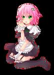 -- OC commission for Moerin-Satsuki --