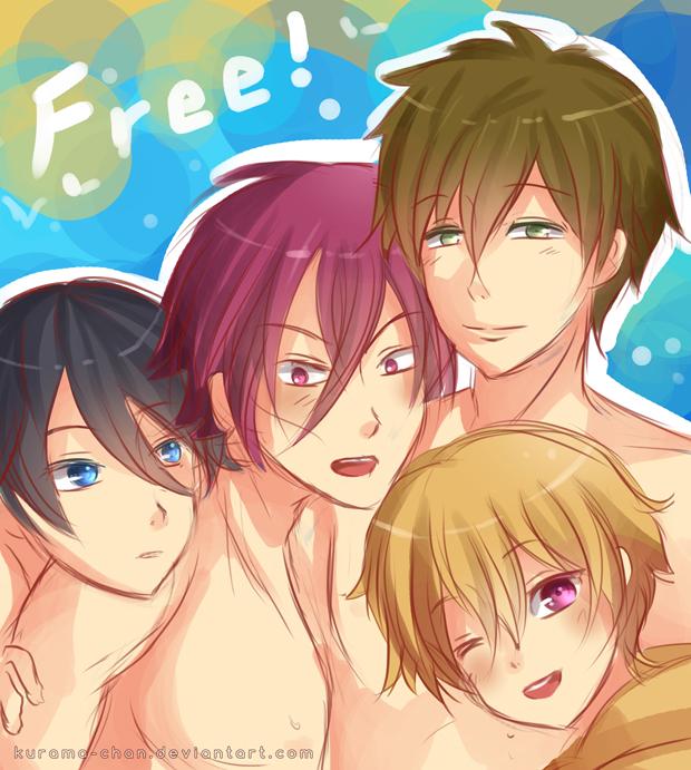 -- Speedpaint: Free -- by Kurama-chan