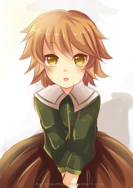 Cute Pics and other adorable things.  - Page 3 ___speedpaint__chihiro_fujisaki____by_kurama_chan-d6enj76