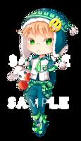 -- DMMD: Chibi Noiz Keychain Sample --
