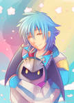 -- Crossover: Aoba and MetaKnight --