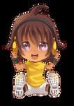 -- Chibi commission for task-master 02 -- by Kurama-chan