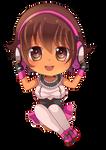 -- Chibi commission for task-master 03 --