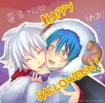 -- DMMD : Happy Halloween! --