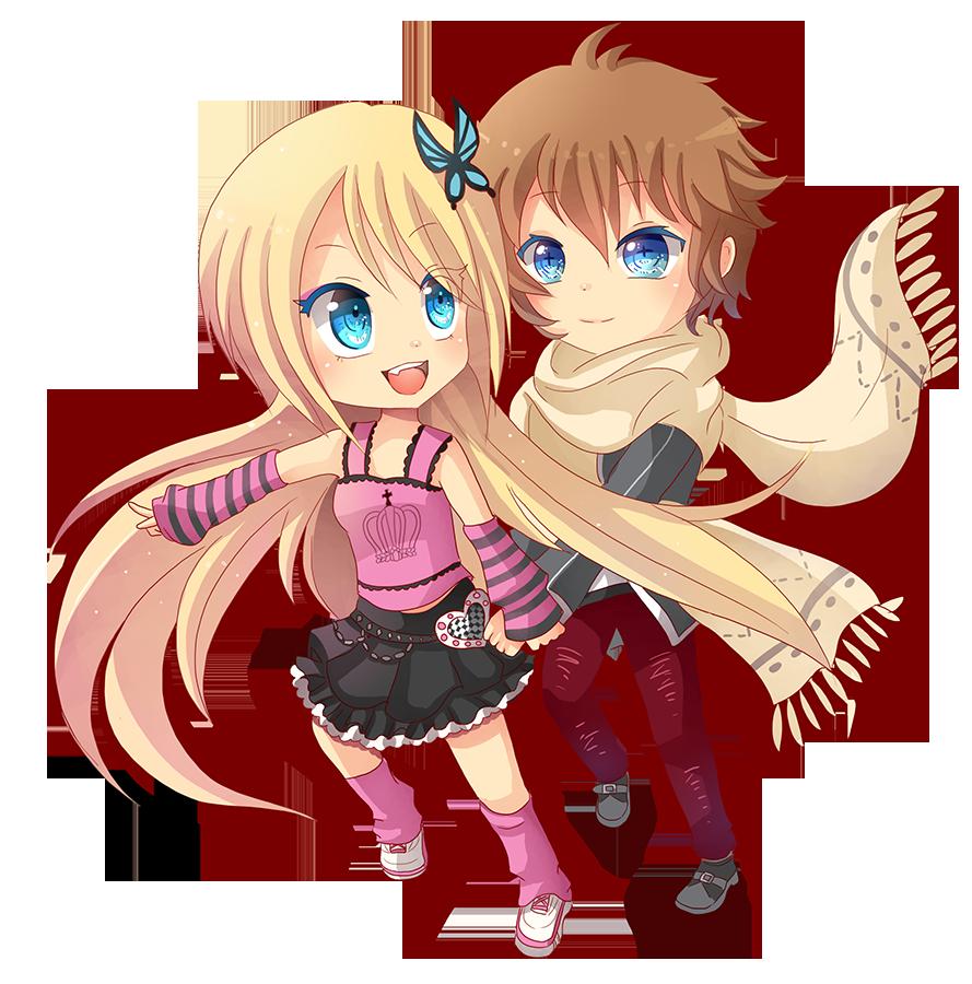 Anime & Chibi On Pinterest