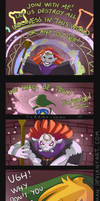 -- Zelda : A Link Between Worlds comic --