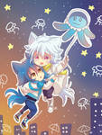 -- DMMD: Chibi Aoba and Clear in the sky --