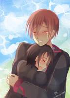 -- LB Refrain : Boys Don't Cry -- by Kurama-chan