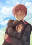 -- LB Refrain : Boys Don't Cry --