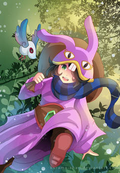 -- Link's Friendlist: Ravio --