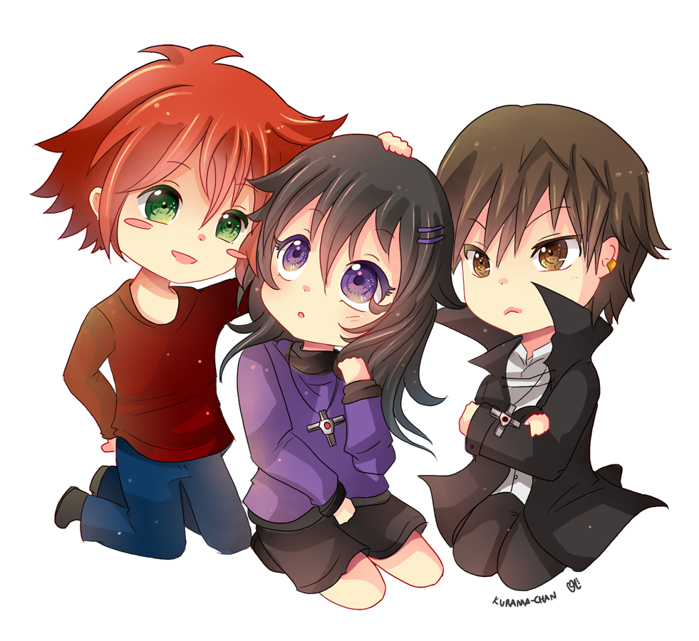 -- Chibi Commission for Xx-Misericorde 01 -- by Kurama-chan