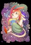 -- Space Dandy : Meow + QT --