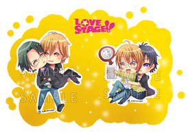 -- Love Stage Chibi Sets --