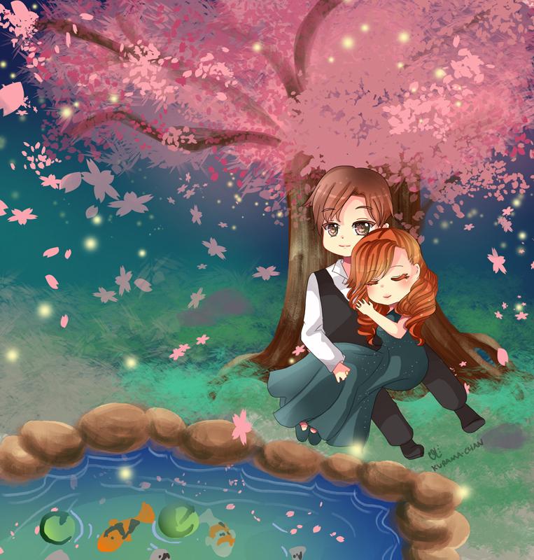 -- Commission for Seepuku 2 -- by Kurama-chan