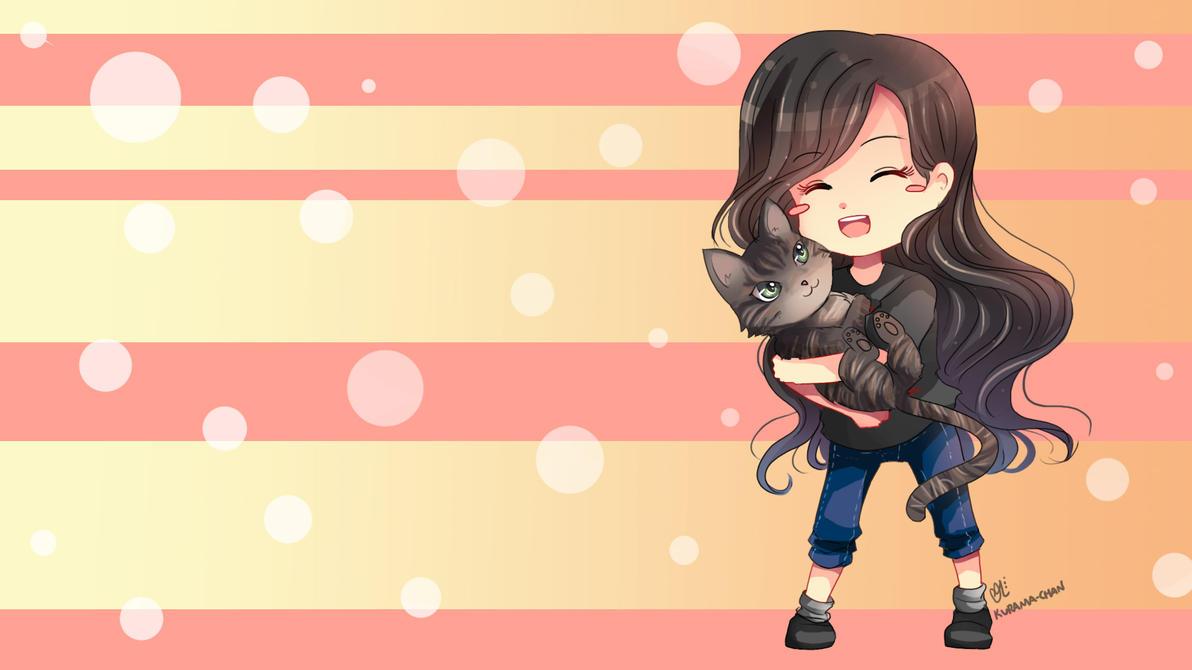 -- Chibi Commission for Elisabeth45459 -- by Kurama-chan