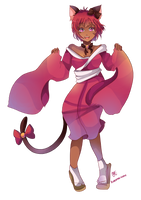 -- Commission for kyeirachan -- by Kurama-chan