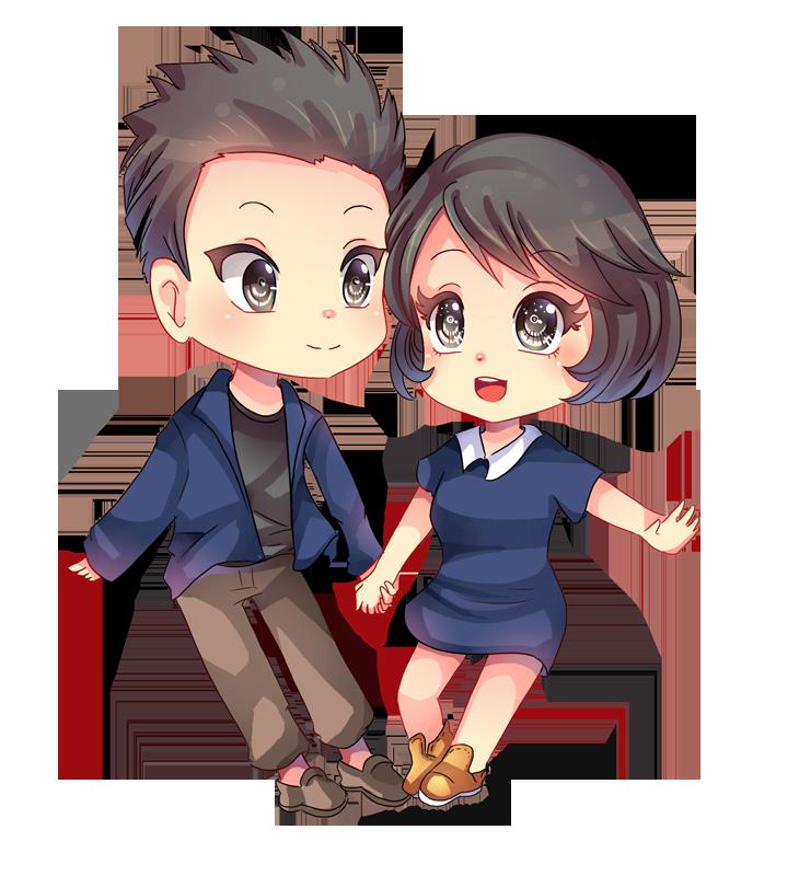 Chibi Couple Related Keywords - Chibi Couple Long Tail ...
