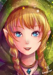 -- Legend of Zelda: Linkle --