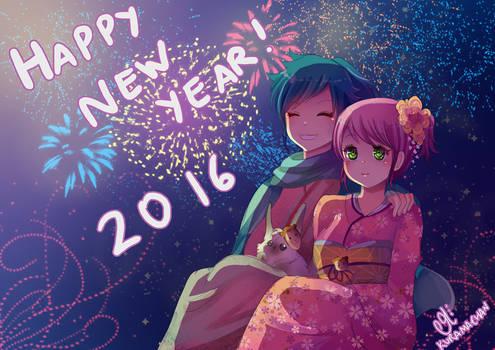 -- Happy 2016 --