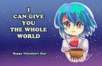 -- Earth-chan Valentine's Card --