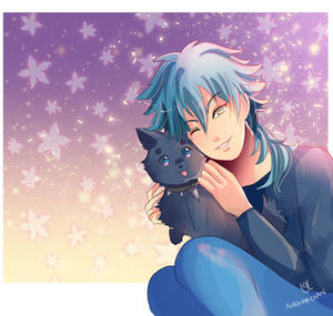 -- Aoba's birthday (+Patreon bonuses) --