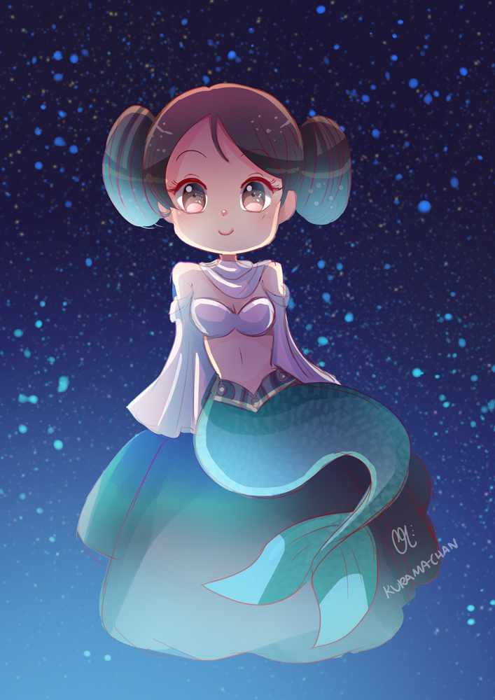 -- Mermay the force be with you! -- by Kurama-chan