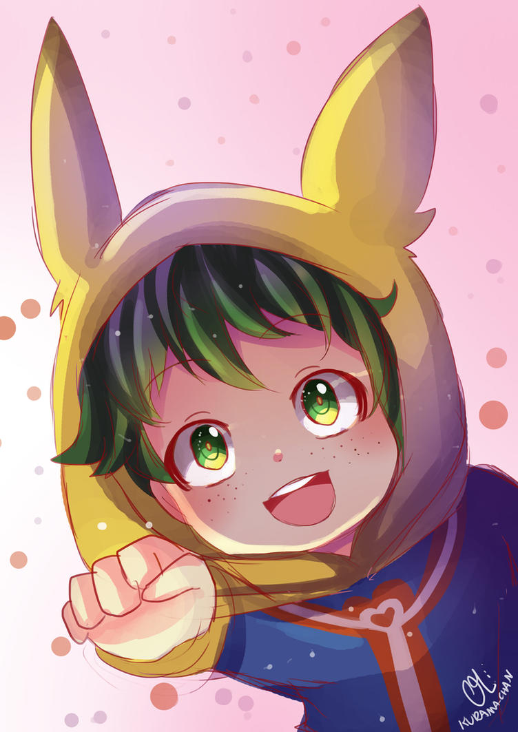 -- Plus Ultra! -- by Kurama-chan