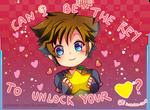 -- Happy Sora Valentine's Day --
