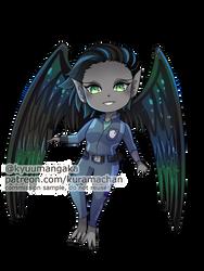-- Commission sample: Zinnia --