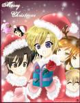 -- Ouran Christmas --