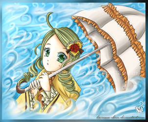 -- Rozen Maiden: Kanaria -- by Kurama-chan