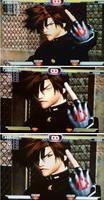 Bloody Roar 3 Debug mode (Bakuryu)