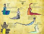 Different Species #1 (Nagas)