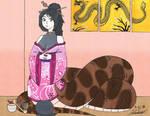 Japanese Naga