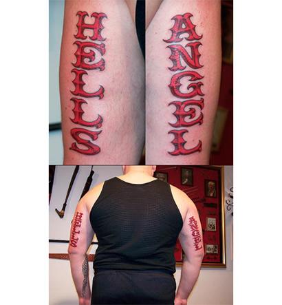 Hells angel by tattoozagreb on deviantart for Hells angels tattoos pics
