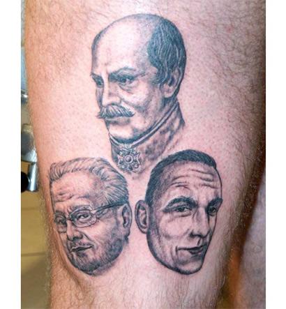 en navelpiercing Tattoo: Nee Droombezigheid als je portrets 4 by Zele.
