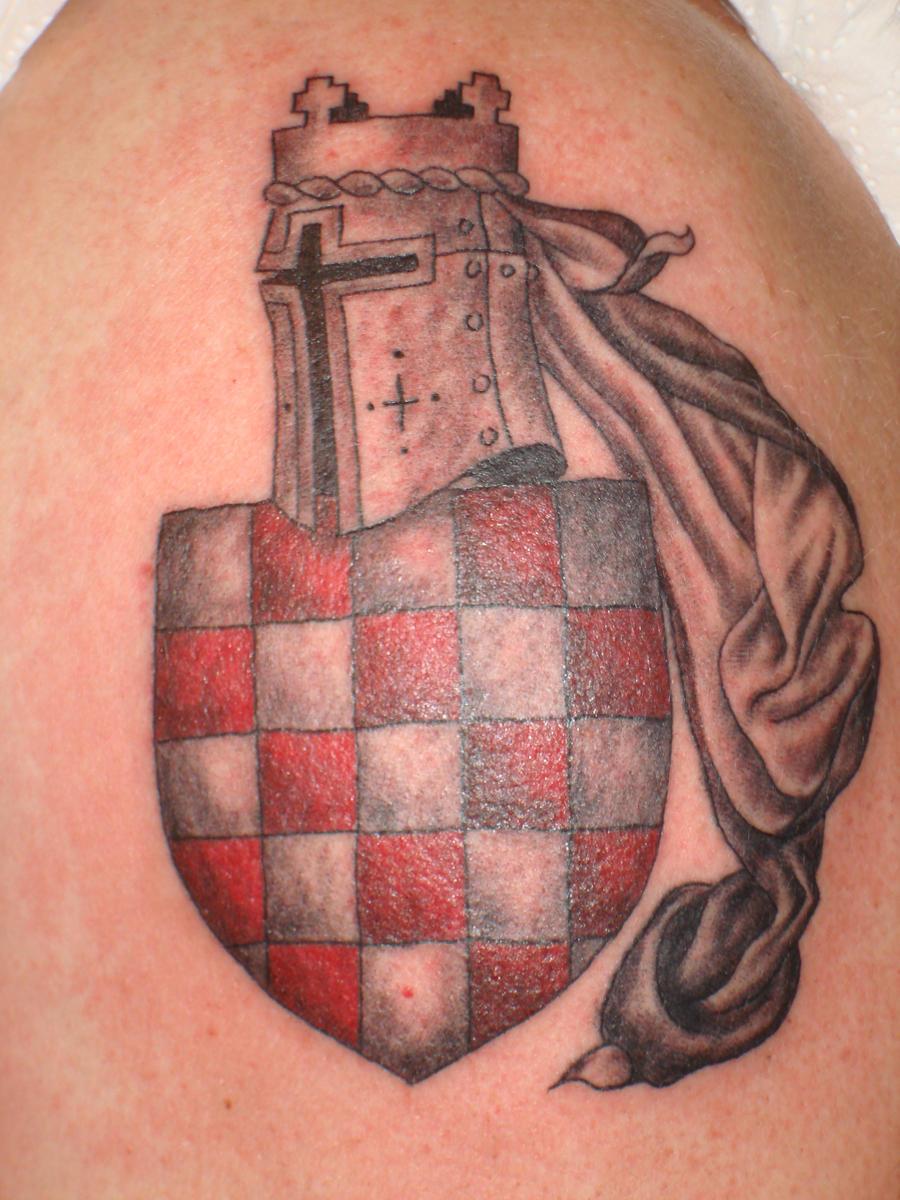 Hrvatski Tattoo - LiLz.eu - Tattoo DE
