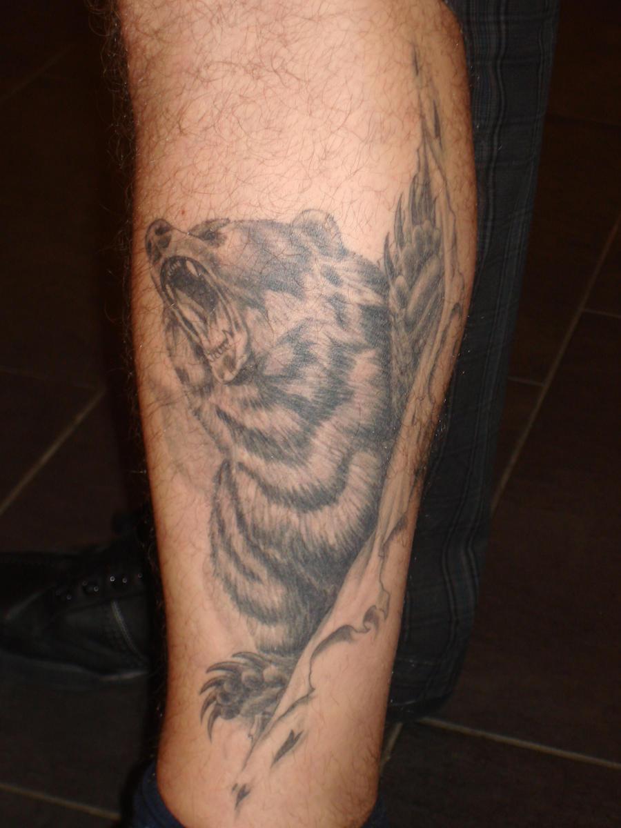 medvjed tattoo