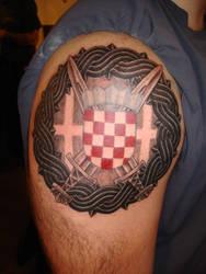 sahovnica pleter tattoo