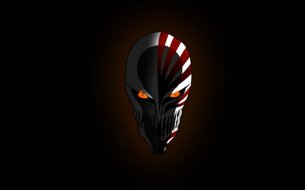 Ichigo Hollow Mask By JagarValley
