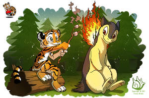 Pokemon and Icon commission 5 by TrezhurIsland