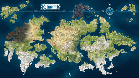 Realms of Kelmarth