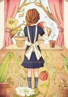 My most precious treasure by Nanahii