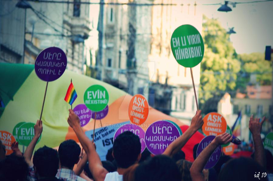 Pride Walk 02 by Pithana
