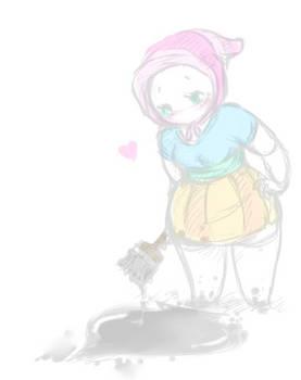 Ms. Paint Doodle