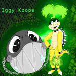Iggy Koopa ( Super Mario )