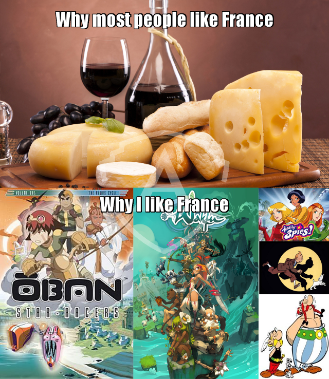 French Cartoons Meme by Animaniacc on DeviantArt