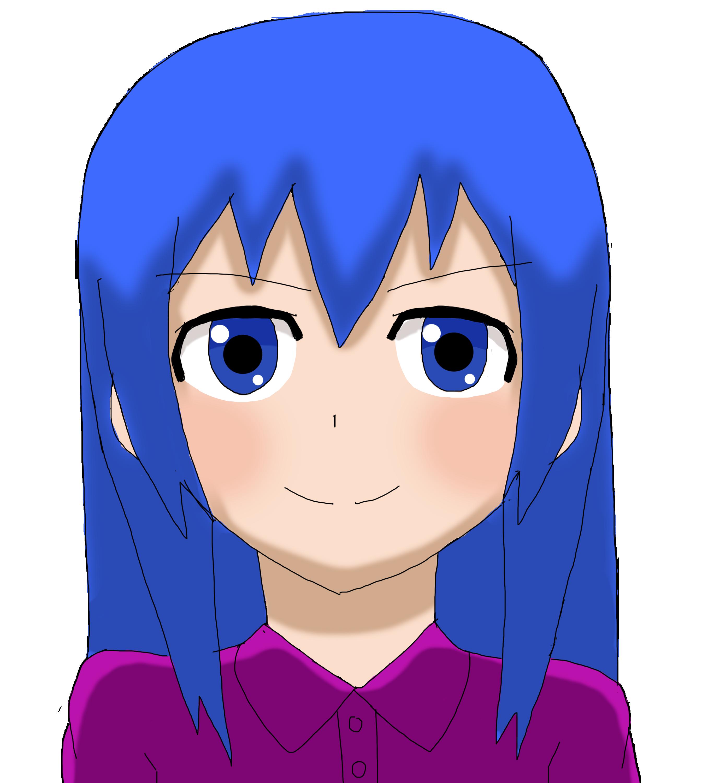 Anime Girl 49 by HaseoLeomyr